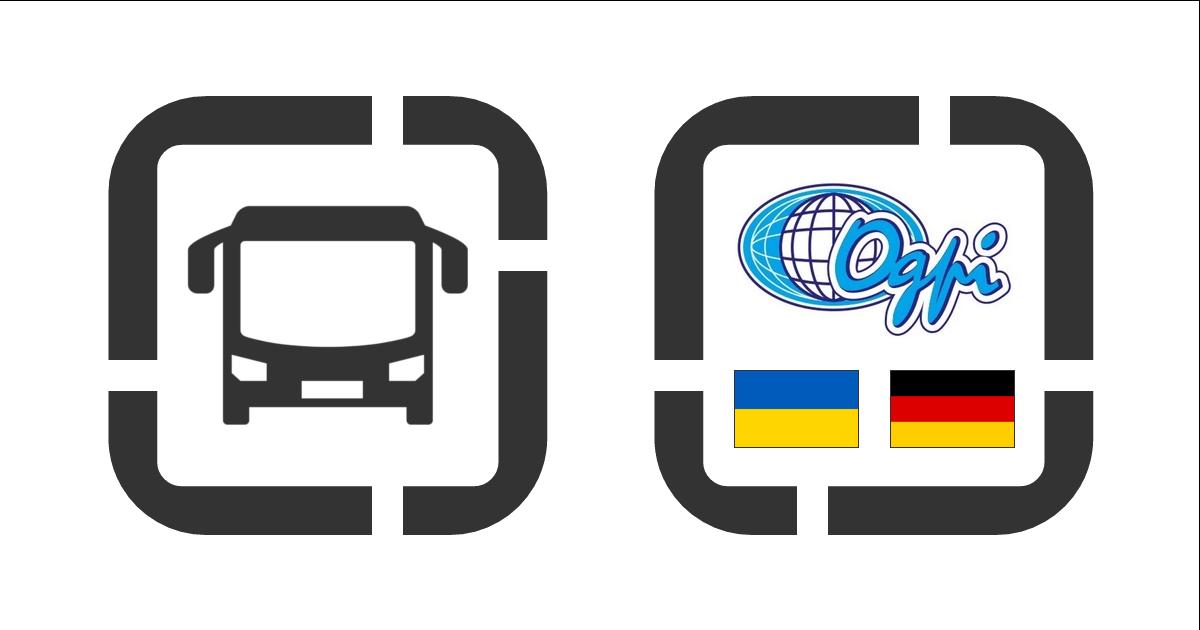 Bilety autobusowe online Chersoń » Kilonia