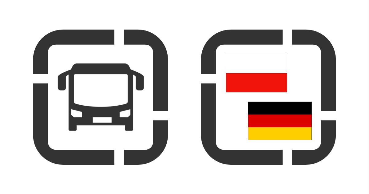 Билеты на автобус Варшава » Берлин