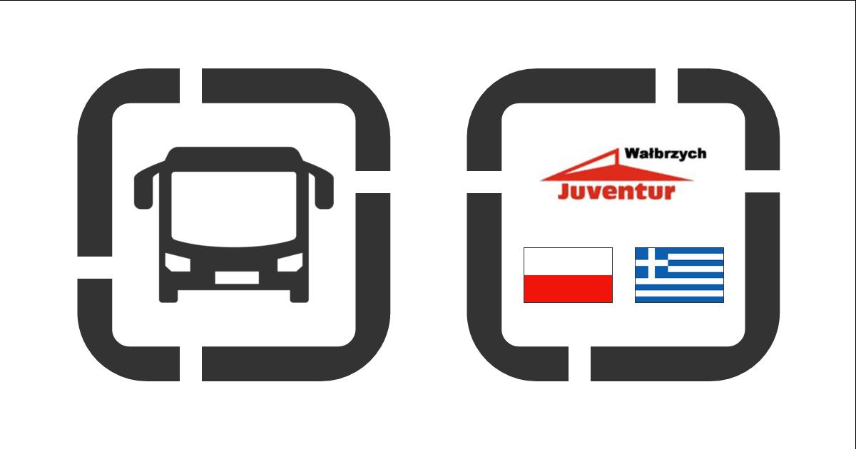 Bilety autobusowe online Polska «» Grecja