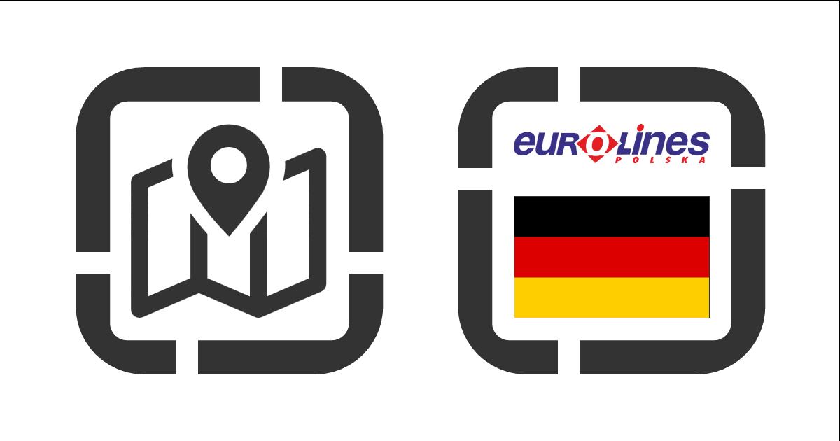Eurolines Polska zmienia przystanek w Duisburgu