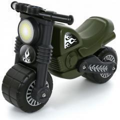 """Jeździk wojskowy dla dzieci """"Motorbajk"""""""